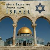 Album artwork for Most Beautiful Songs from Israel