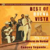 Album artwork for BEST OF BUENA VISTA (VINYL)