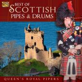 Album artwork for Best of Scottish Pipes & Drums