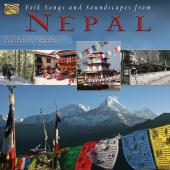 Album artwork for Nepal Folk Songs and Soundscapes