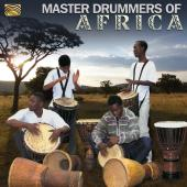Album artwork for Master Drummers of Africa