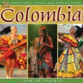 Album artwork for Traditional Songs and Dances from Colombia