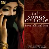 Album artwork for Sufi Songs of Love from india and Iran