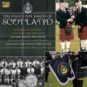 Album artwork for Police Pipe Bands of Scotland