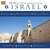Album artwork for 20 BEST FOLK SONGS FROM ISRAEL