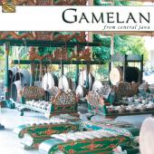 Album artwork for Gamelan from Central Java