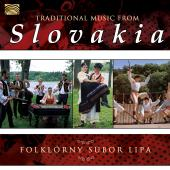 Album artwork for Traditional Music from Slovakia