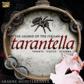 Album artwork for Legend of Italian Tarantella