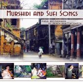 Album artwork for Murshidi and Sufi Songs