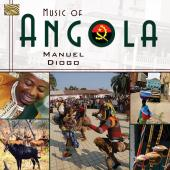 Album artwork for Music of Angola