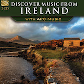 Album artwork for Discover Music from Ireland