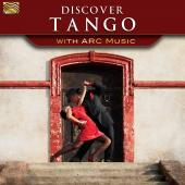 Album artwork for Discover Tango