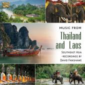 Album artwork for MUSIC FROM THAILAND AND LAOS