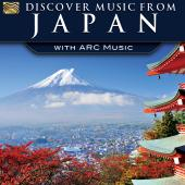 Album artwork for Discover Music from Japan