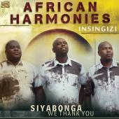 Album artwork for AFRICAN HARMONIES