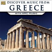 Album artwork for DISCOVER MUSIC FROM GREECE