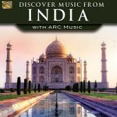 Album artwork for Discover Music from India