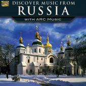 Album artwork for Discover Music from Russia With ARC Music