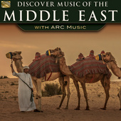 Album artwork for Discover Music of the Middle East with ARC Music