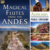 Album artwork for Magical Flutes from the Andes