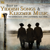 Album artwork for Best of Yiddish Songs & Klezmer Music