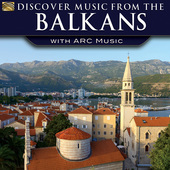 Album artwork for Discover Music from the Balkans