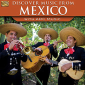 Album artwork for Discover Music from Mexico