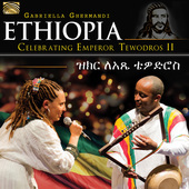 Album artwork for Celebrating Emperor Tewodros II