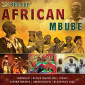 Album artwork for Best of African Mbube