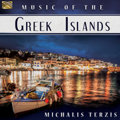 Album artwork for Music of the Greek Islands