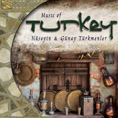 Album artwork for Music of Turkey