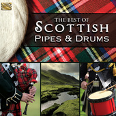 Album artwork for The Best of Scottish Pipes & Drums