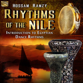 Album artwork for Rhythms of the Nile: Introduction to Egyptian Danc