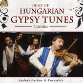 Album artwork for Best of Hungarian Gypsy Tunes: Czárdás!
