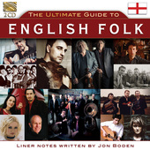 Album artwork for ULTIMATE GUIDE TO ENGLISH FOLK