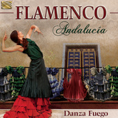 Album artwork for Flamenco Andalucia
