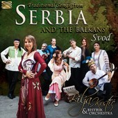 Album artwork for Svod: Traditional Songs from Serbia and the Balkan