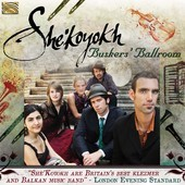 Album artwork for Busker's Ballroom