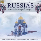 Album artwork for Russia's Most Beautiful Songs