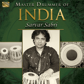 Album artwork for Master Drummer of India: Sarvar Sabri