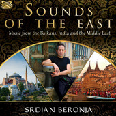 Album artwork for Sounds of the East