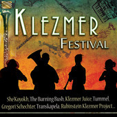Album artwork for Klezmer Festival