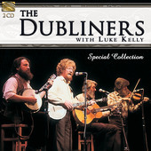 Album artwork for DUBLINERS WITH LUKE KELLY