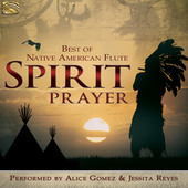 Album artwork for Spirit Prayer: Best of Native American Flute