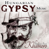 Album artwork for Hungarian Gypsy Music