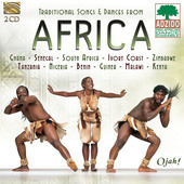 Album artwork for Traditional Songs & Dances from Africa