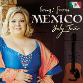 Album artwork for Songs from Mexico