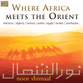 Album artwork for Where Africa Meets the Orient