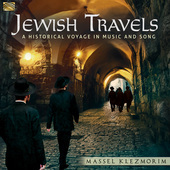 Album artwork for Jewish Travels: A Historical Voyage in Music & Son
