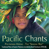 Album artwork for Pacific Chants